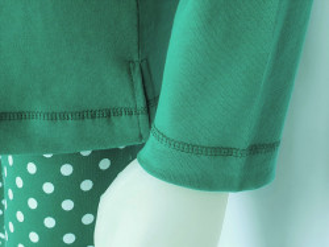 Pijama Damă Knox 2146.Verde
