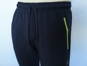 P.4004. Bleumarin, Pantalon Trening Bărbați SLIM