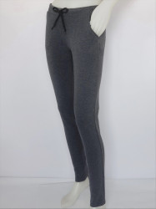 Pantalon Dama Conic 2024.Gri Melanj