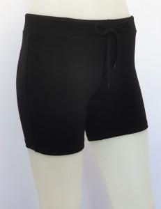 Pantalon Dama scurt Slim. 2016. negru