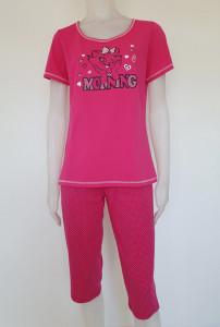 Pijama Damă Knox 2164 Magenta