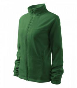 Jacheta Dama Polar Malfini JACKET 504 Verde Sticla