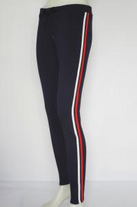 Pantalon Dama Conic 2170.Bleumarin&Rosu