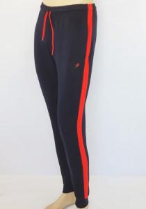Pantalon Trening Bărbați KNOX 4053.Bleumarin/Rosu