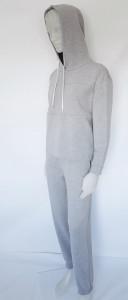 Set Dama KNOX Hanorac 2005 + Pantalon 2191 Gri Melanj