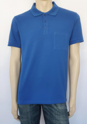 Tricou Barbati Polo Pique 4511.Royal