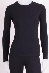 Bluza dama maneca lunga, 2001.Negru