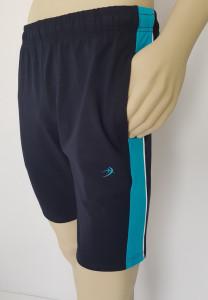 Pantalon Bărbați 1/2 4059.Bleumarin&Turqoise