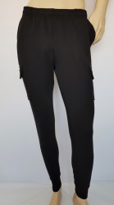 Pantalon Trening Modern Barbati 4062.Negru