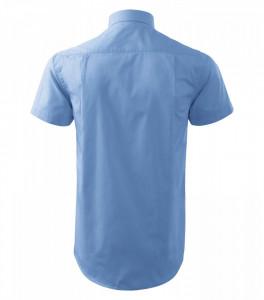 Cămaşă Bărbaţi Malfini Regular-Fit CHIC 207 Albastru deschis