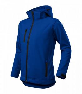 Jachetă Softshell Copii Malfini PERFORMANCE 535 Albastru Regal