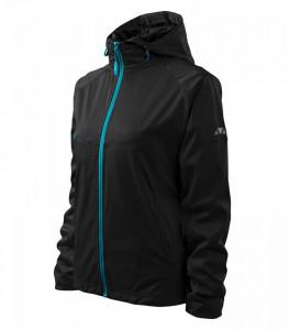 Jachetă softshell Damă Malfini COOL 514 Negru
