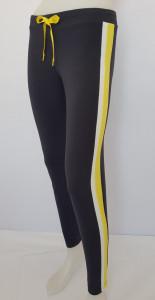 Pantalon Dama Conic 2182 Gri&Galben