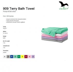 Prosop de baie unisex Malfini TERRY BATH TOWEL909 70*140