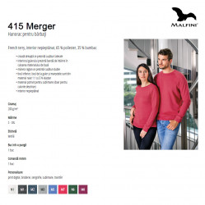 Hanorac Barbarti Malfini MERCER 415 M5