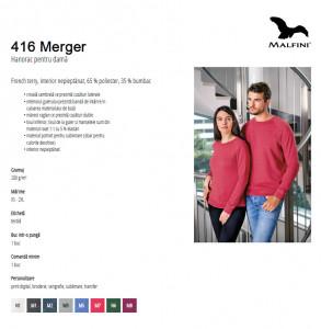 Hanorac Dama Malfini MERCER 416 M5