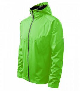 Jachetă softshell Bărbaţi Malfini COOL 515 Verde Mar