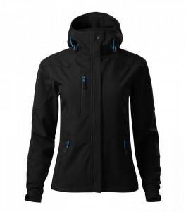 Jachetă Softshell Dama NANO532 Negru
