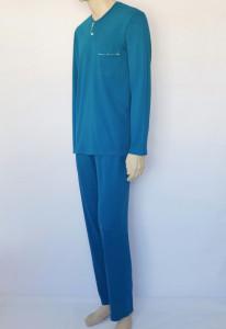 Pijama Bărbați Knox 4097. Laguna