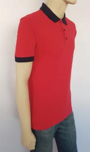 Tricou Barbati SLIM Polo Pique 4512 Cireasa