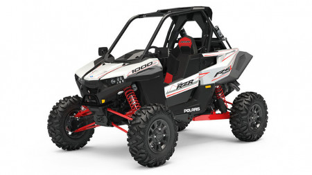 POLARIS RZR RS1 EPS WHITE LIGHTNING euro 4