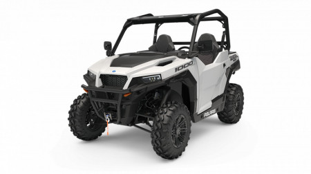 POLARIS GENERAL 1000 EPS WHITE LIGHTNING