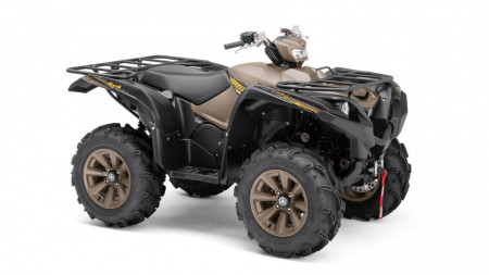 YAMAHA Grizzly 700 EPS SE T3A