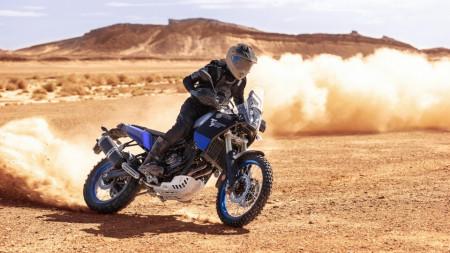 Motocicleta Yamaha Ténéré 700
