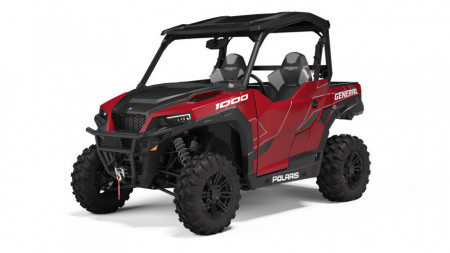 POLARIS GENERAL 1000 DELUXE EPS SUNSET RED EURO 4
