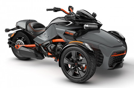 CAN-AM SPYDER F3 S SPECIAL SERIES SE6