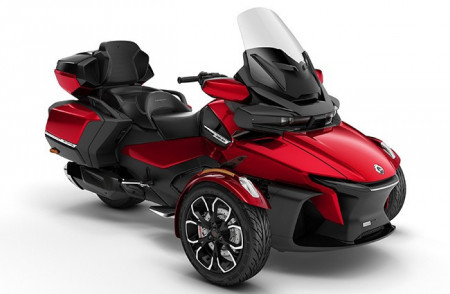 CAN-AM SPYDER RT LTD SE6 CHROME