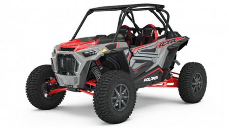 POLARIS RZR XP TURBO S GHOST GREY