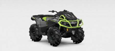 Can-Am Outlander 650 XMR INT · 2021
