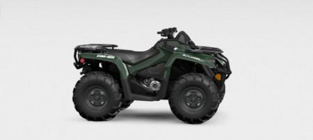 Can-Am Outlander 570 XU INT · 2021