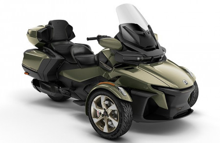 CAN-AM SPYDER RT SEA TO SKY SE6