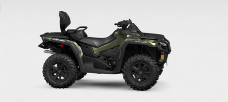 Can-Am Outlander 650 MAX XT INT · 2021