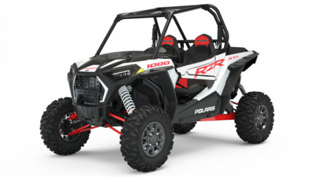 POLARIS ​​RZR XP 1000 EPS WHITE LIGHTNING T