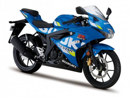 SUZUKI GSX-R 125 ABS M0
