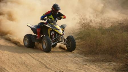 ATV Suzuki QuadSport Z400