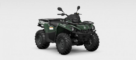 Can-Am Outlander 570 XU T · 2021