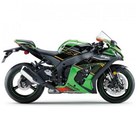 Motocicleta Ninja ZX 10R KRT Replica
