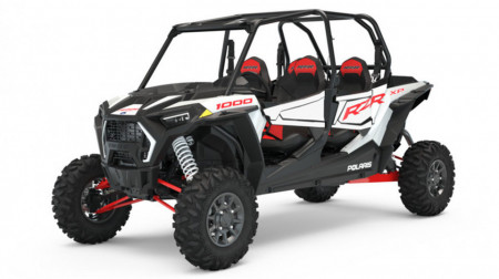 POLARIS RZR XP 4 1000 EPS WHITE LIGHTNING T
