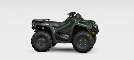 Can-Am Outlander 450 XU INT · 2021