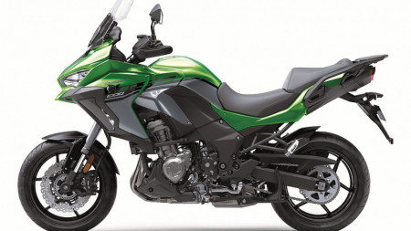 Motocicleta Kawasaki Versys 650 ABS