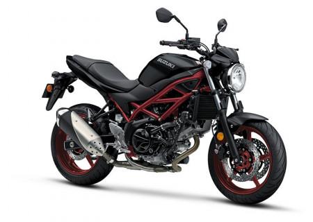 Motocicleta Suzuki SV650 ABS