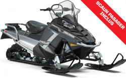 Polaris 550 VOYAGEUR 155 2021 + scaun pasager