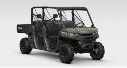 Can-Am Traxter Max DPS HD8 INT · 2021