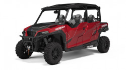 POLARIS GENERAL 4 1000 DELUXE EPS SUNSET RED T