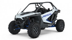 POLARIS RZR PRO XP ULTIMATE EPS WHITE LIGHTNING