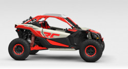 Can-Am Maverick X RC Turbo RR INT · 2021